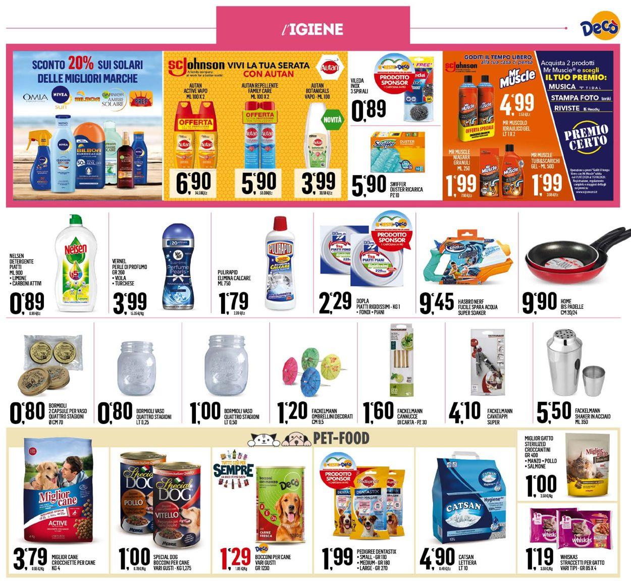 Volantino Deco - Offerte 28/07-06/08/2020 (Pagina 23)