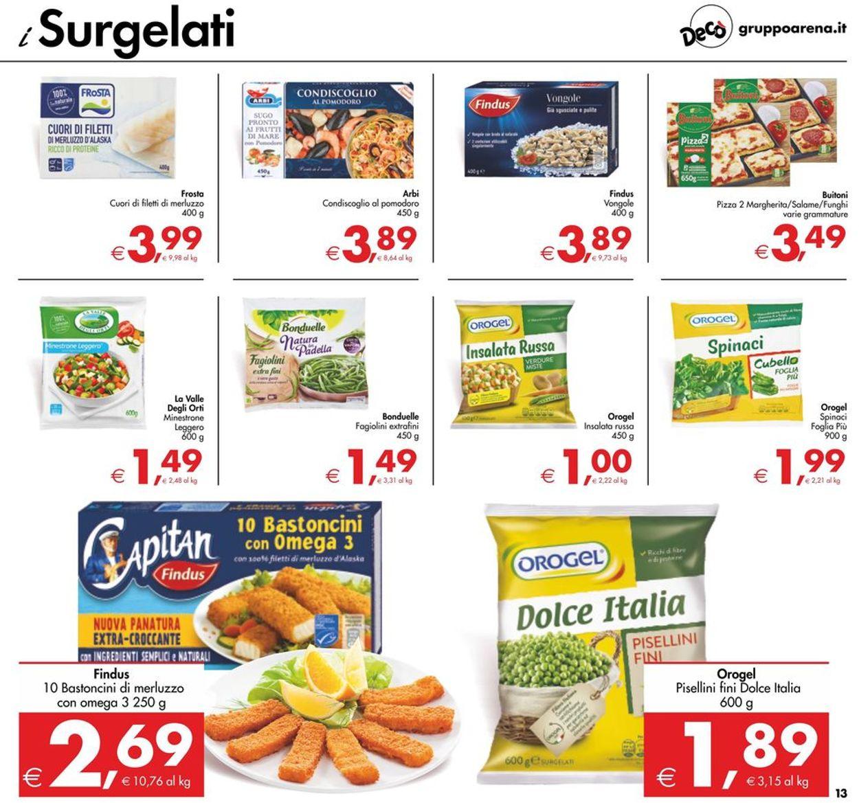 Volantino Deco - Offerte 07/08-17/08/2020 (Pagina 13)