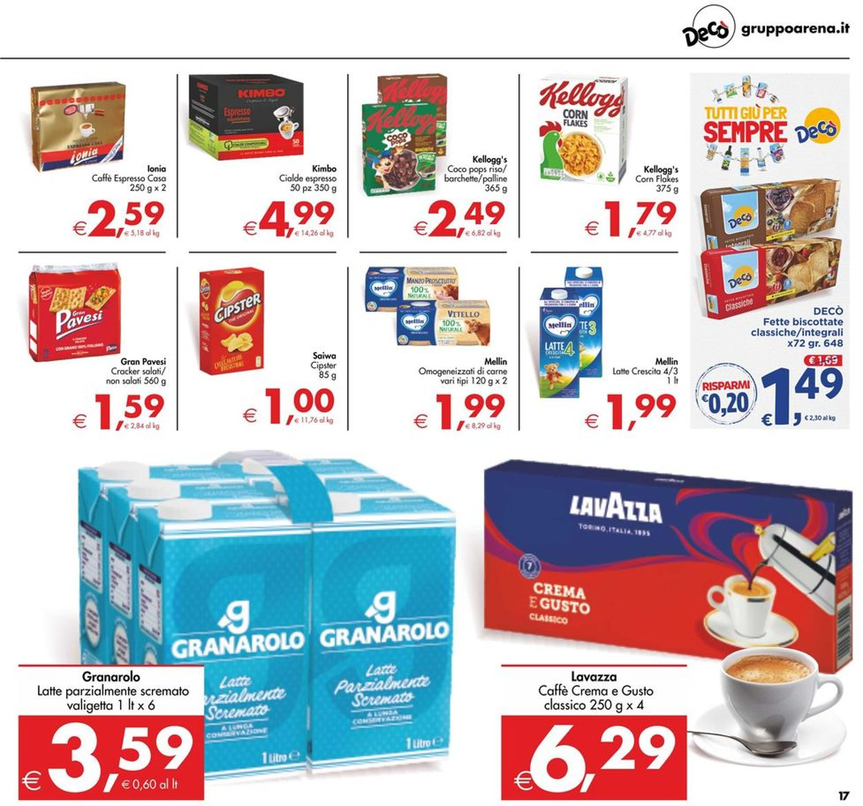 Volantino Deco - Offerte 07/08-17/08/2020 (Pagina 17)