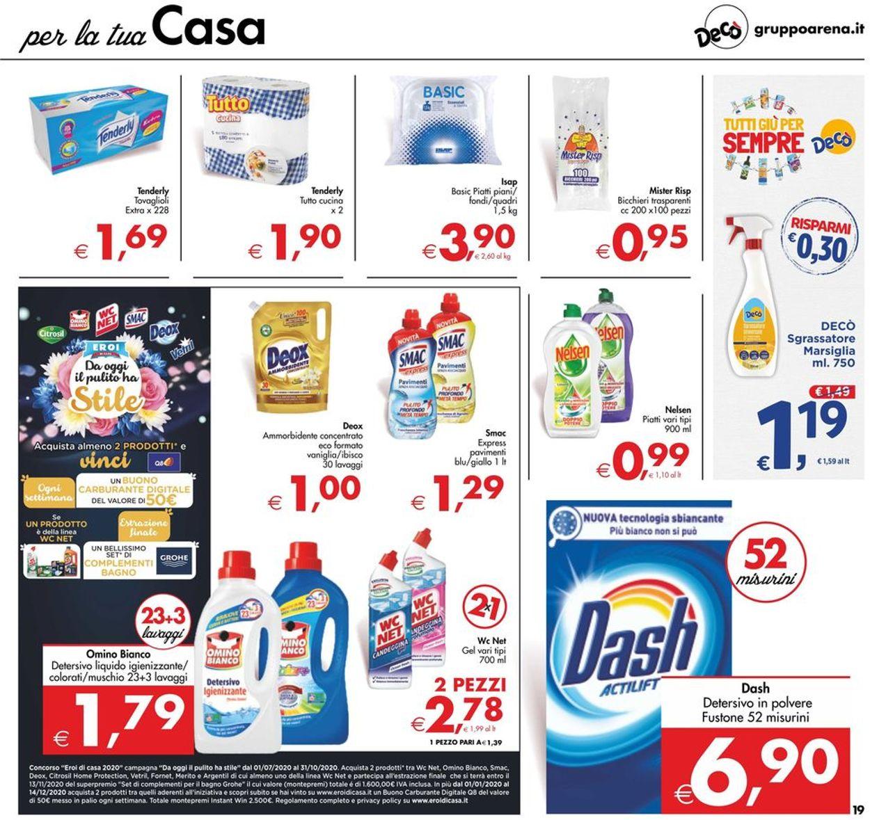 Volantino Deco - Offerte 07/08-17/08/2020 (Pagina 19)