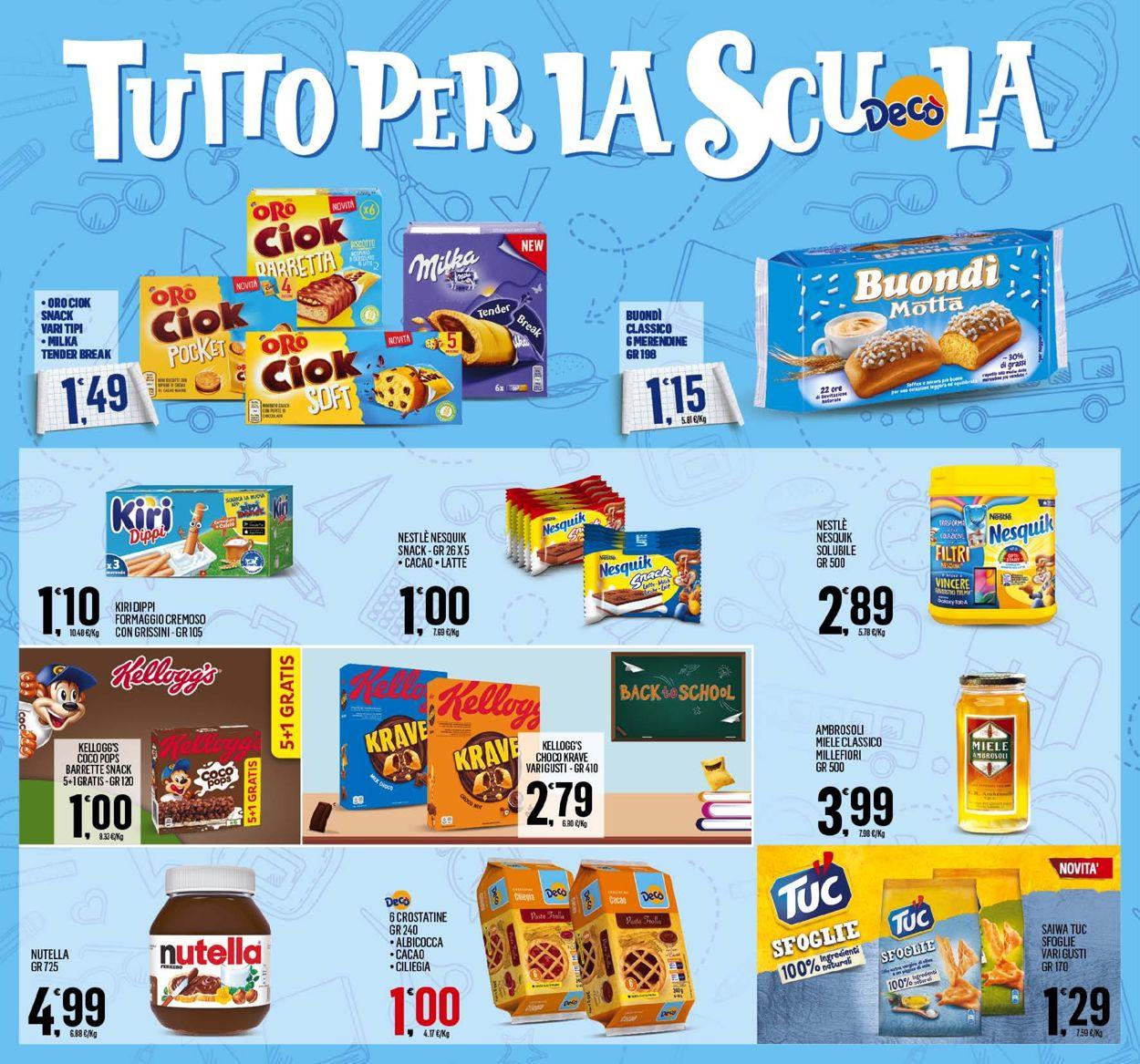 Volantino Deco - Offerte 08/09-17/09/2020 (Pagina 22)