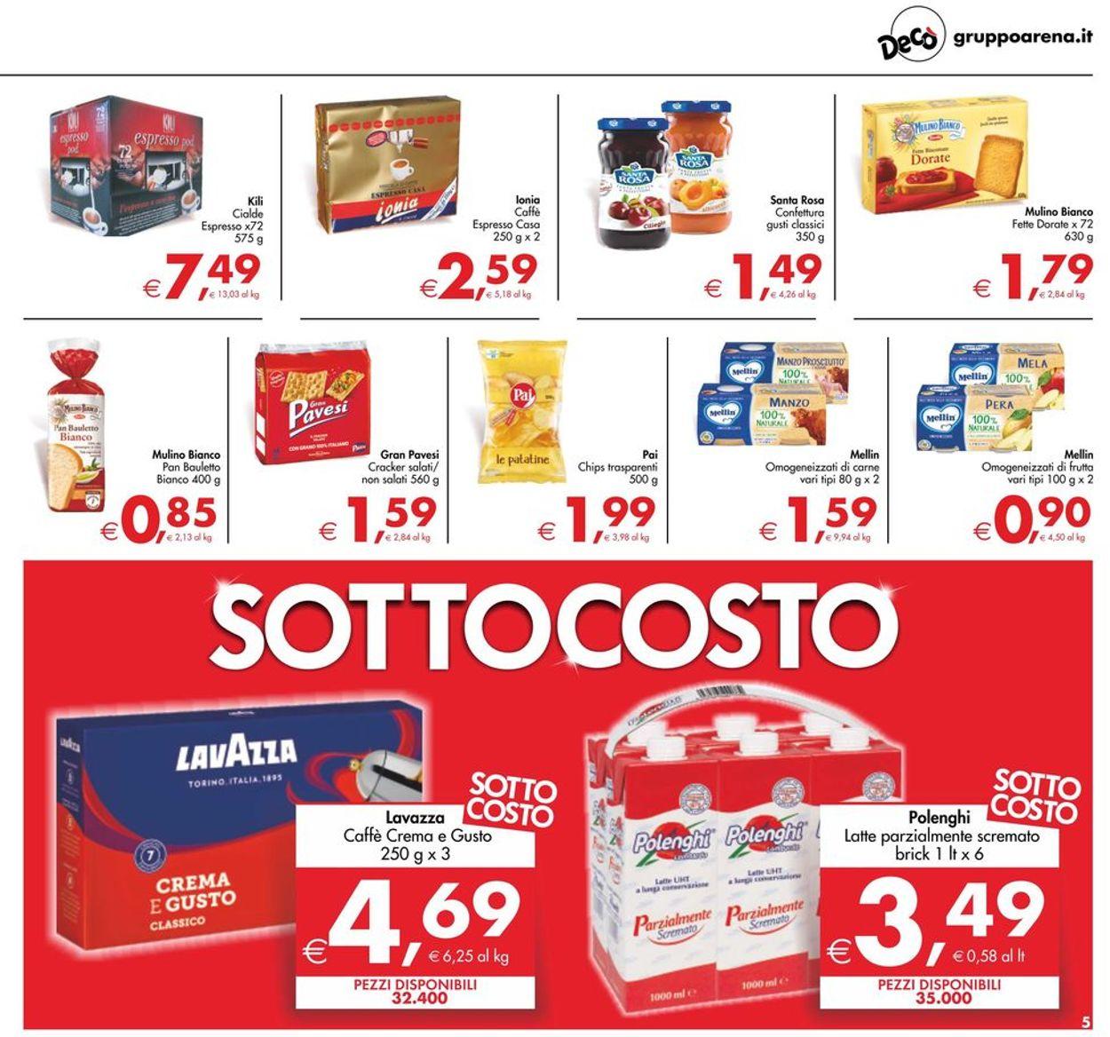 Volantino Deco - Offerte 29/10-06/11/2020 (Pagina 5)