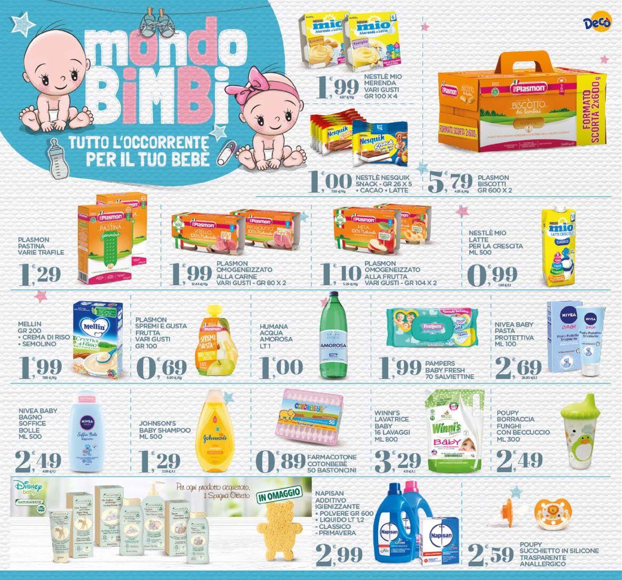 Volantino Deco - Offerte 30/10-09/11/2020 (Pagina 18)