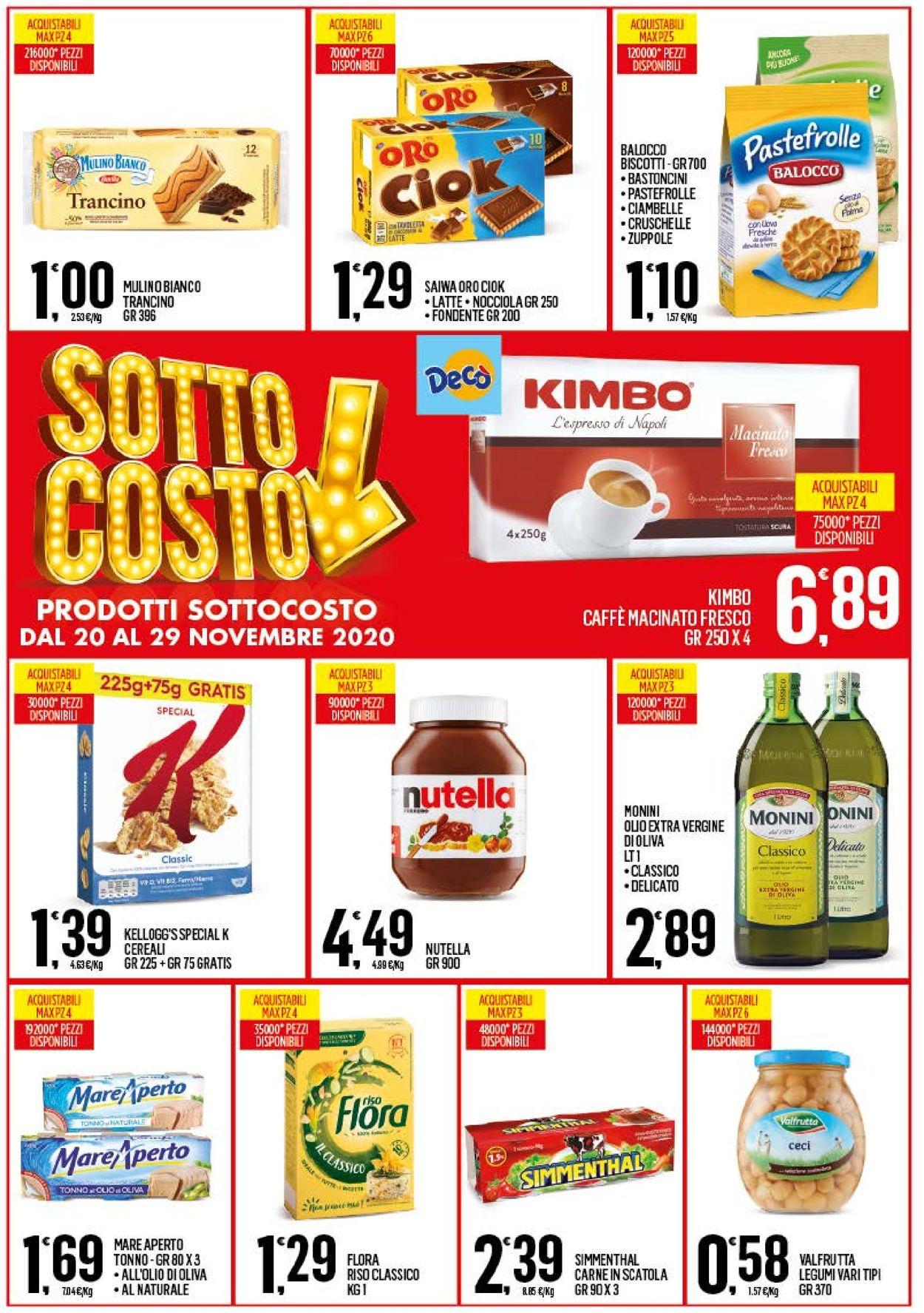 Volantino Deco - Black Friday 2020 - Offerte 20/11-29/11/2020 (Pagina 3)