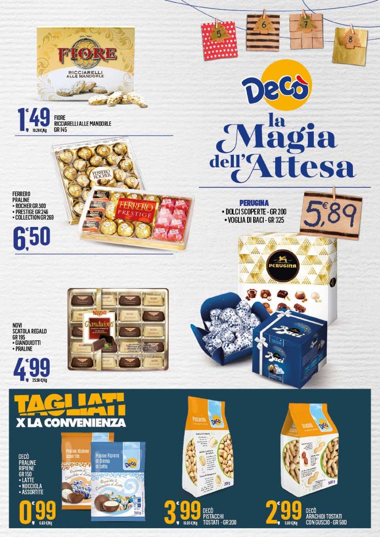 Volantino Deco Supermercati - Natale 2020 - Offerte 01/12-11/12/2020 (Pagina 3)