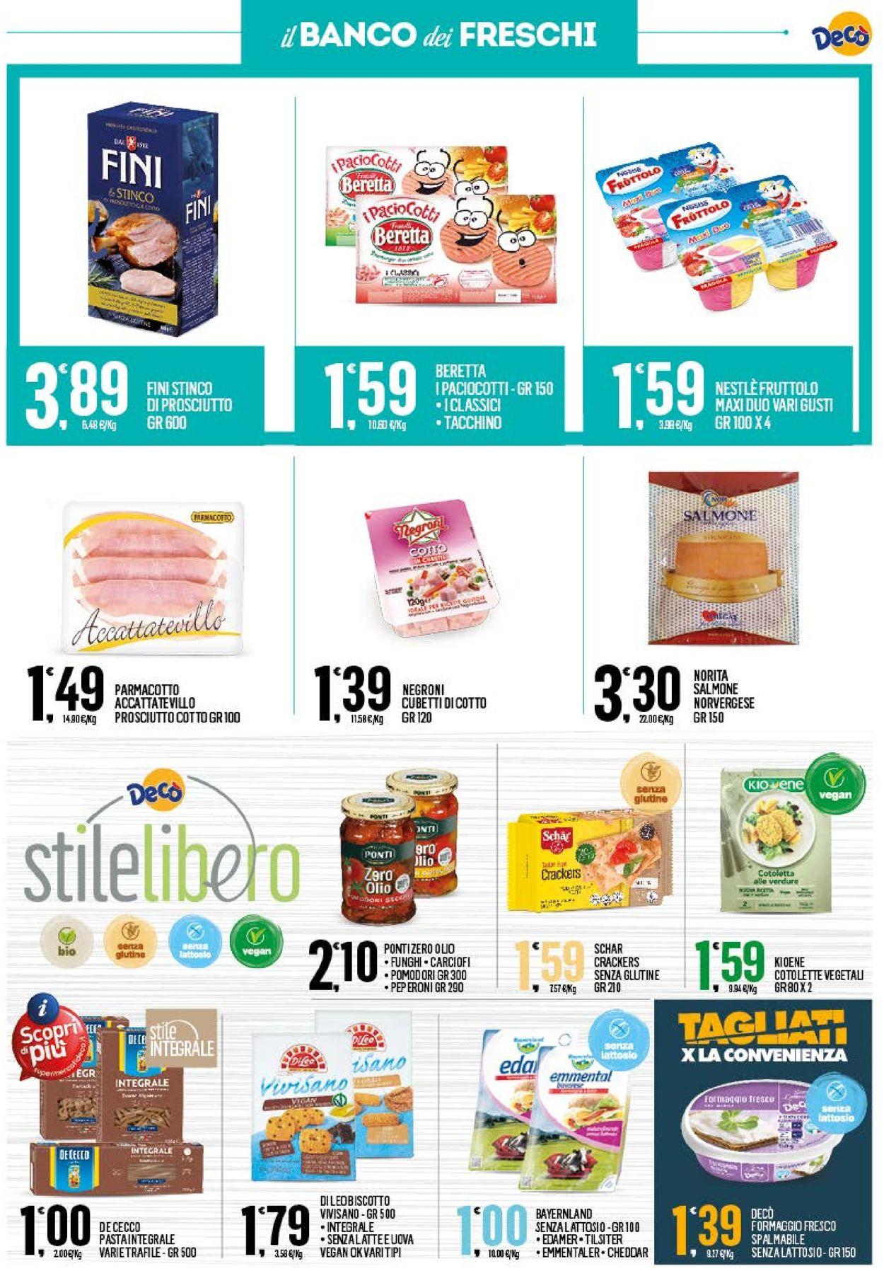 Volantino Deco Supermercati - Natale 2020 - Offerte 01/12-11/12/2020 (Pagina 19)