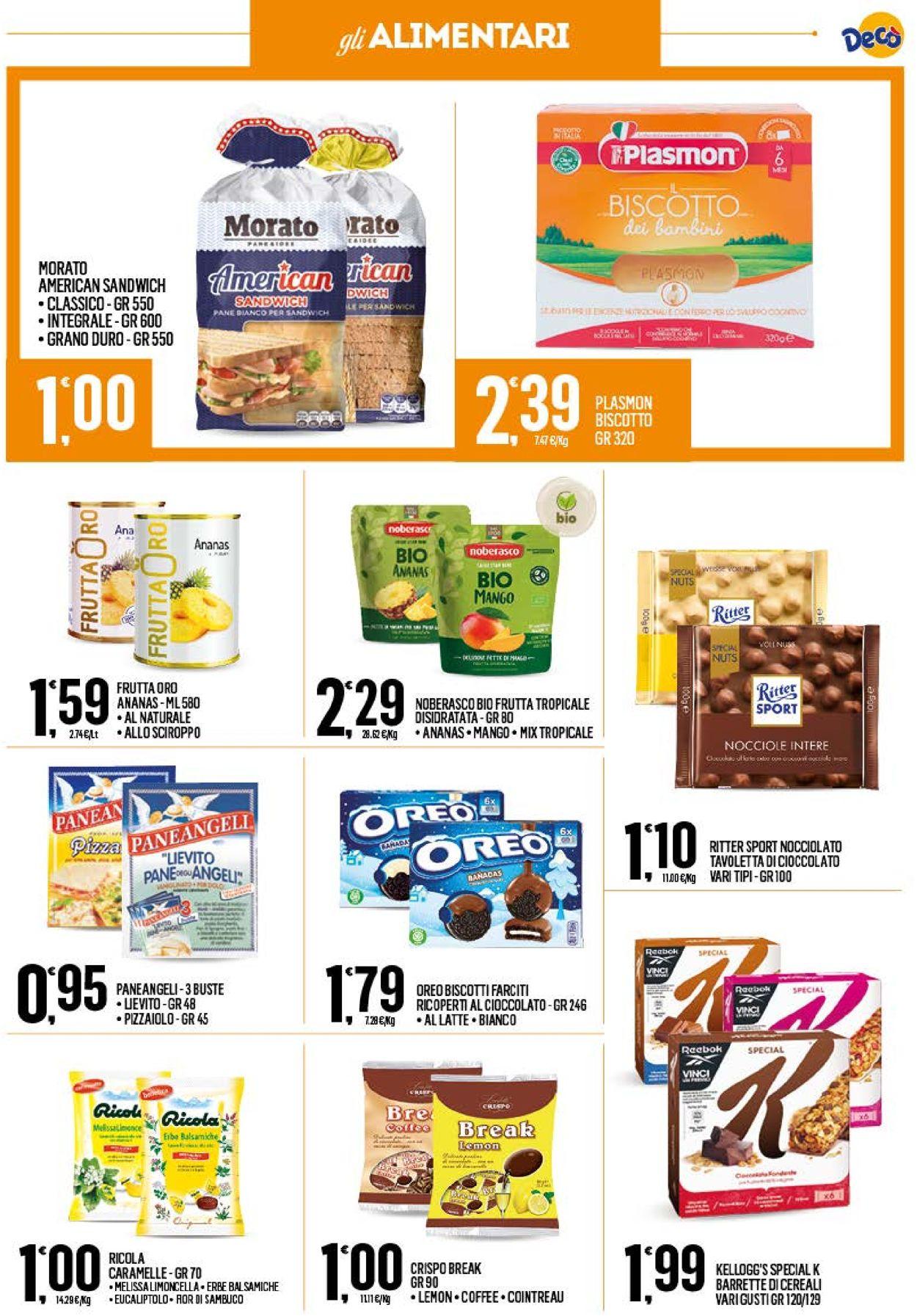 Volantino Deco Supermercati - Natale 2020 - Offerte 01/12-11/12/2020 (Pagina 23)