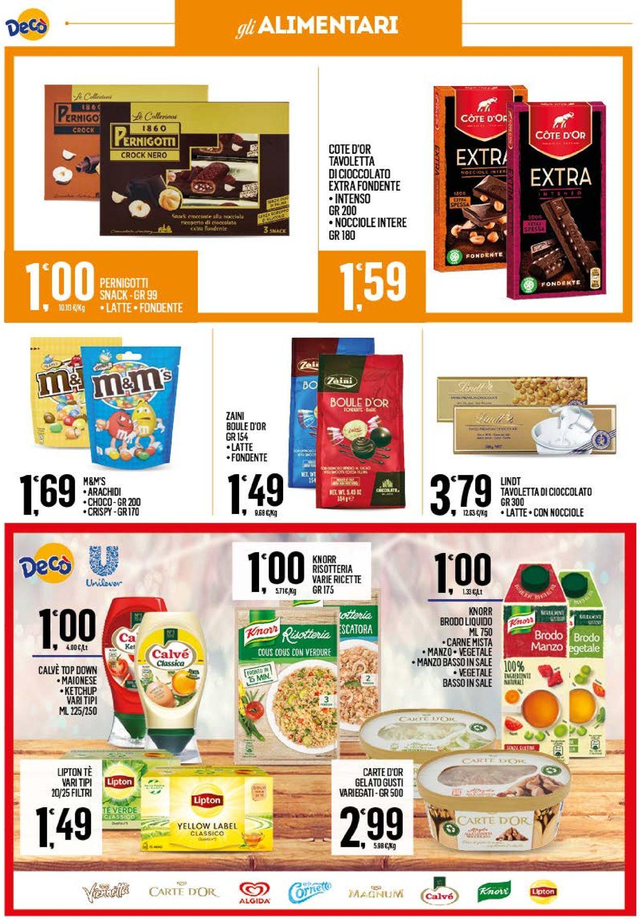 Volantino Deco Supermercati - Natale 2020 - Offerte 01/12-11/12/2020 (Pagina 24)