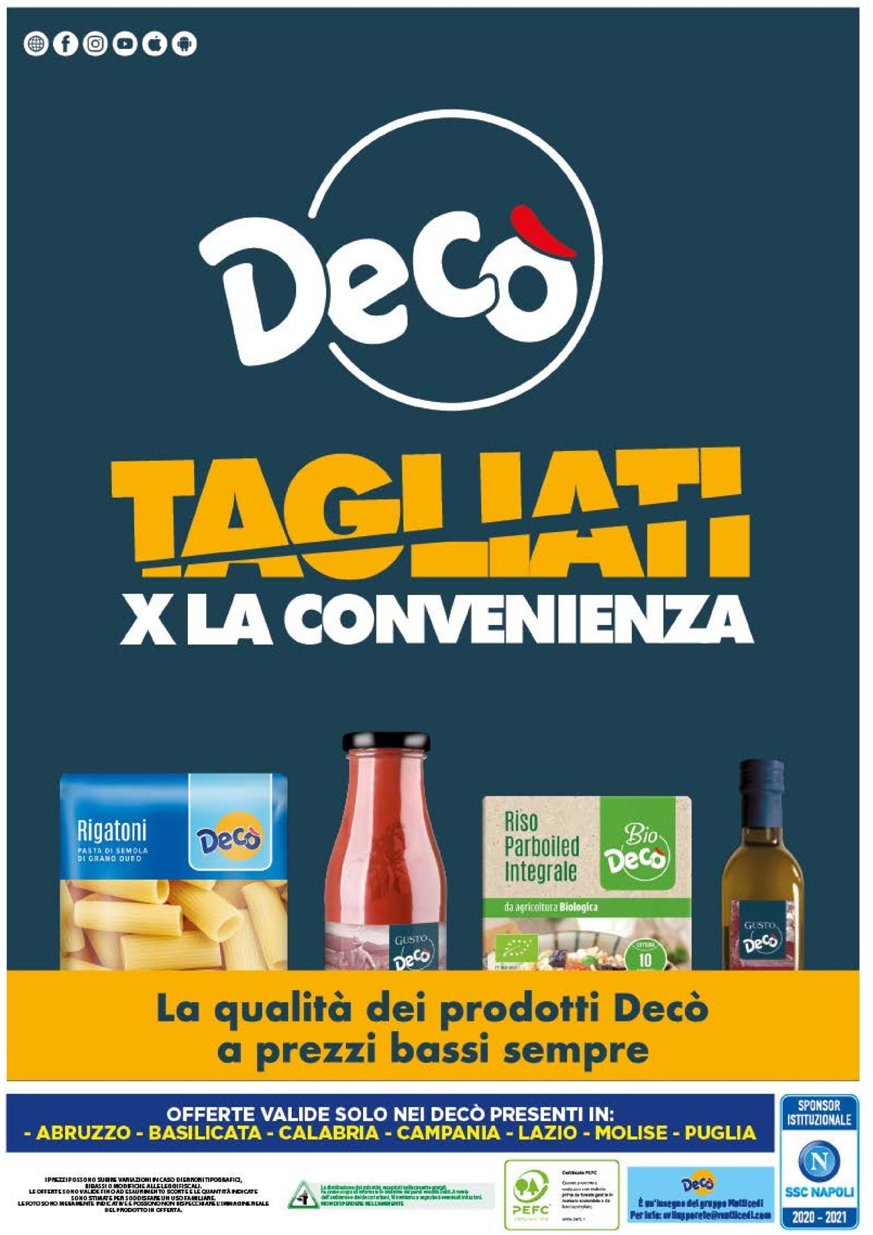 Volantino Deco Supermercati - Natale 2020 - Offerte 01/12-11/12/2020 (Pagina 32)