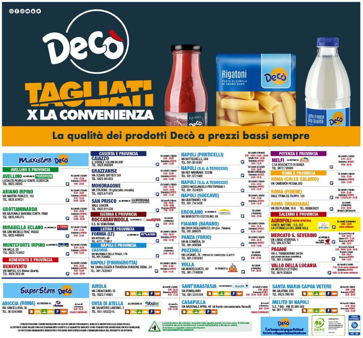 Volantino Deco Maxistore - Natale 2020 - Offerte 01/12-11/12/2020 (Pagina 32)