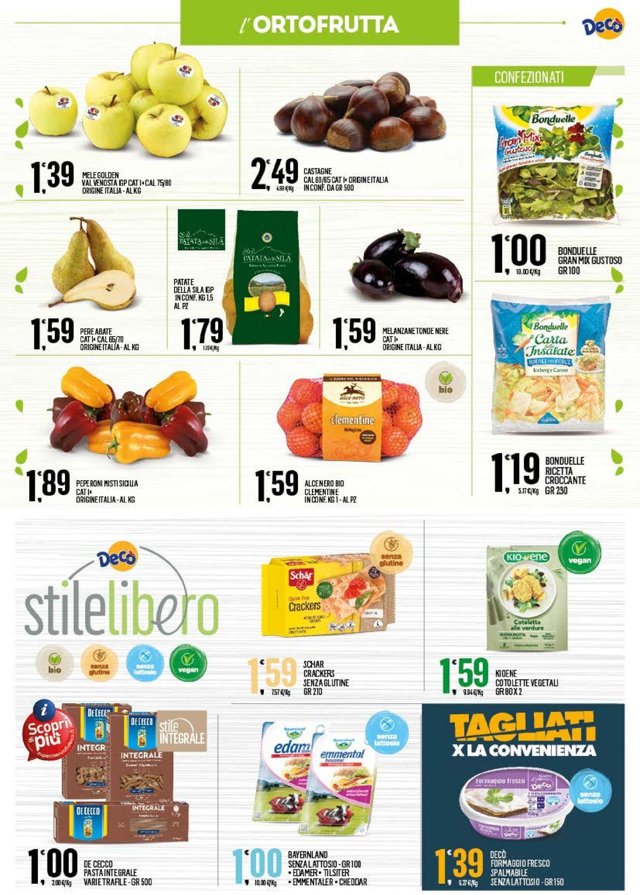 Volantino Deco Market - Natale 2020 - Offerte 01/12-11/12/2020 (Pagina 11)