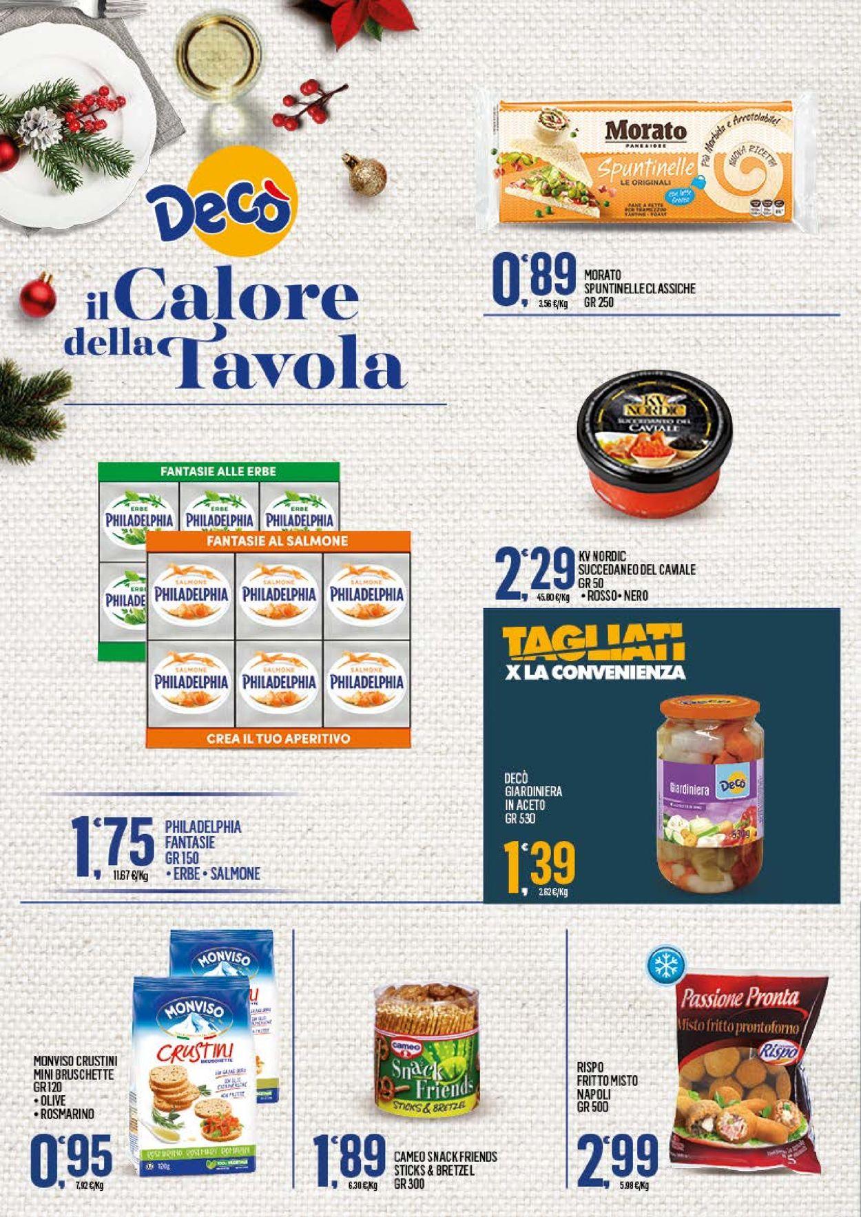 Volantino Deco Natale 2020 - Offerte 18/12-31/12/2020 (Pagina 4)