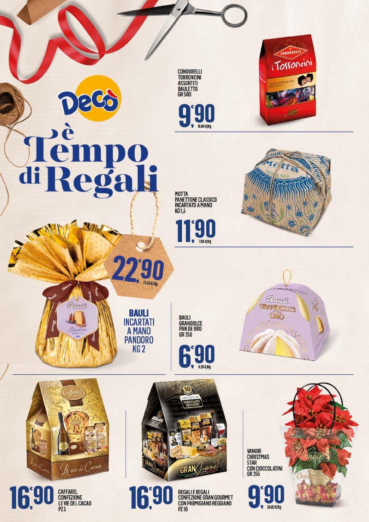 Volantino Deco Natale 2020 - Offerte 18/12-31/12/2020 (Pagina 12)