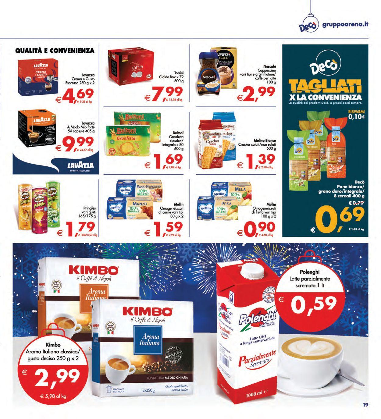 Volantino Deco -  Capodanno 2021 - Offerte 28/12-07/01/2021 (Pagina 19)