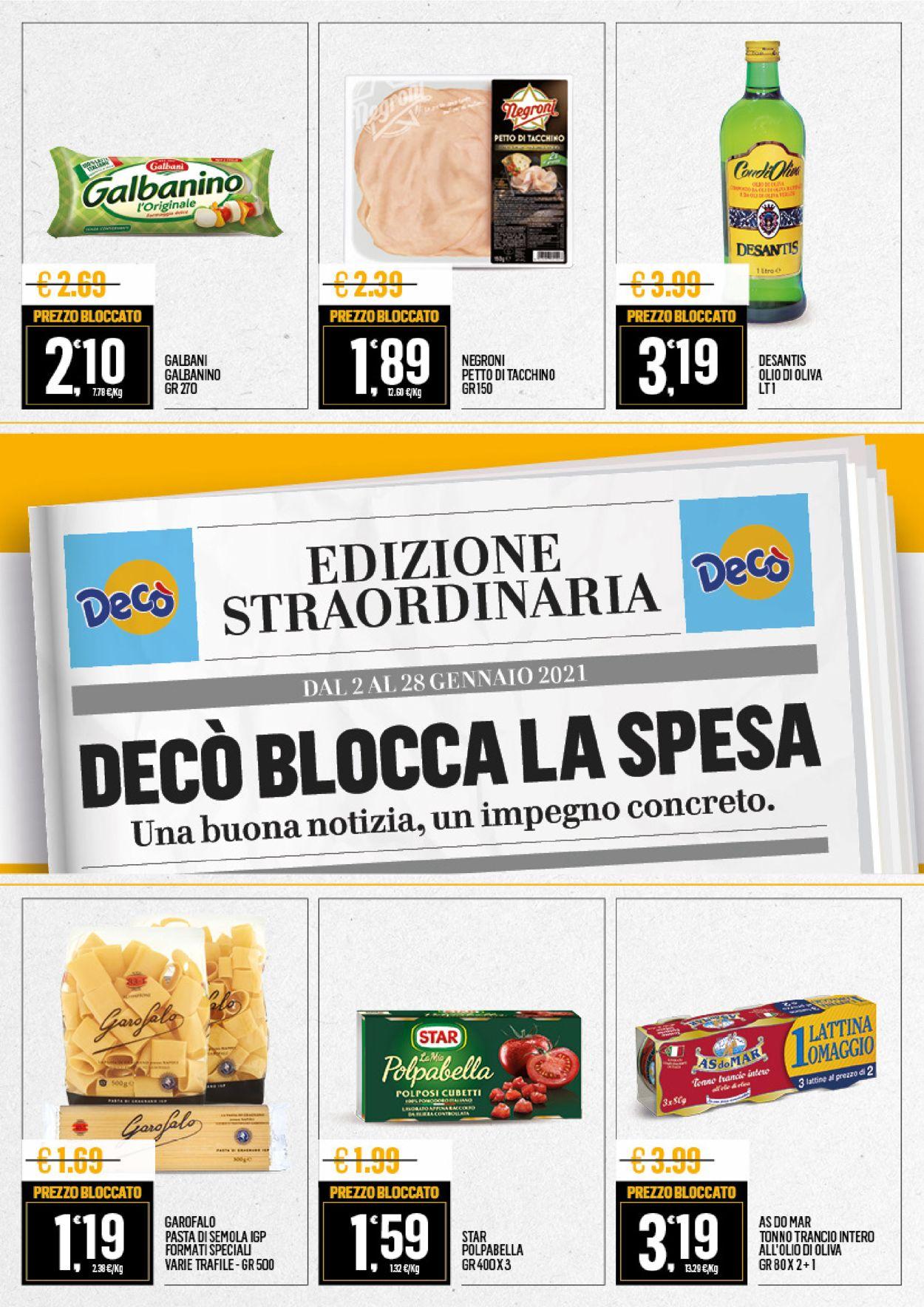 Volantino Deco - Offerte 02/01-07/01/2021 (Pagina 8)