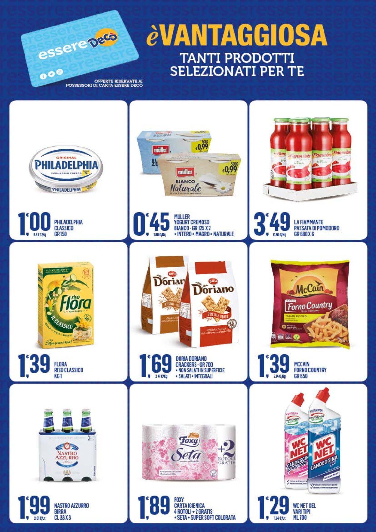 Volantino Deco Supermercati - Offerte 08/01-18/01/2021 (Pagina 11)