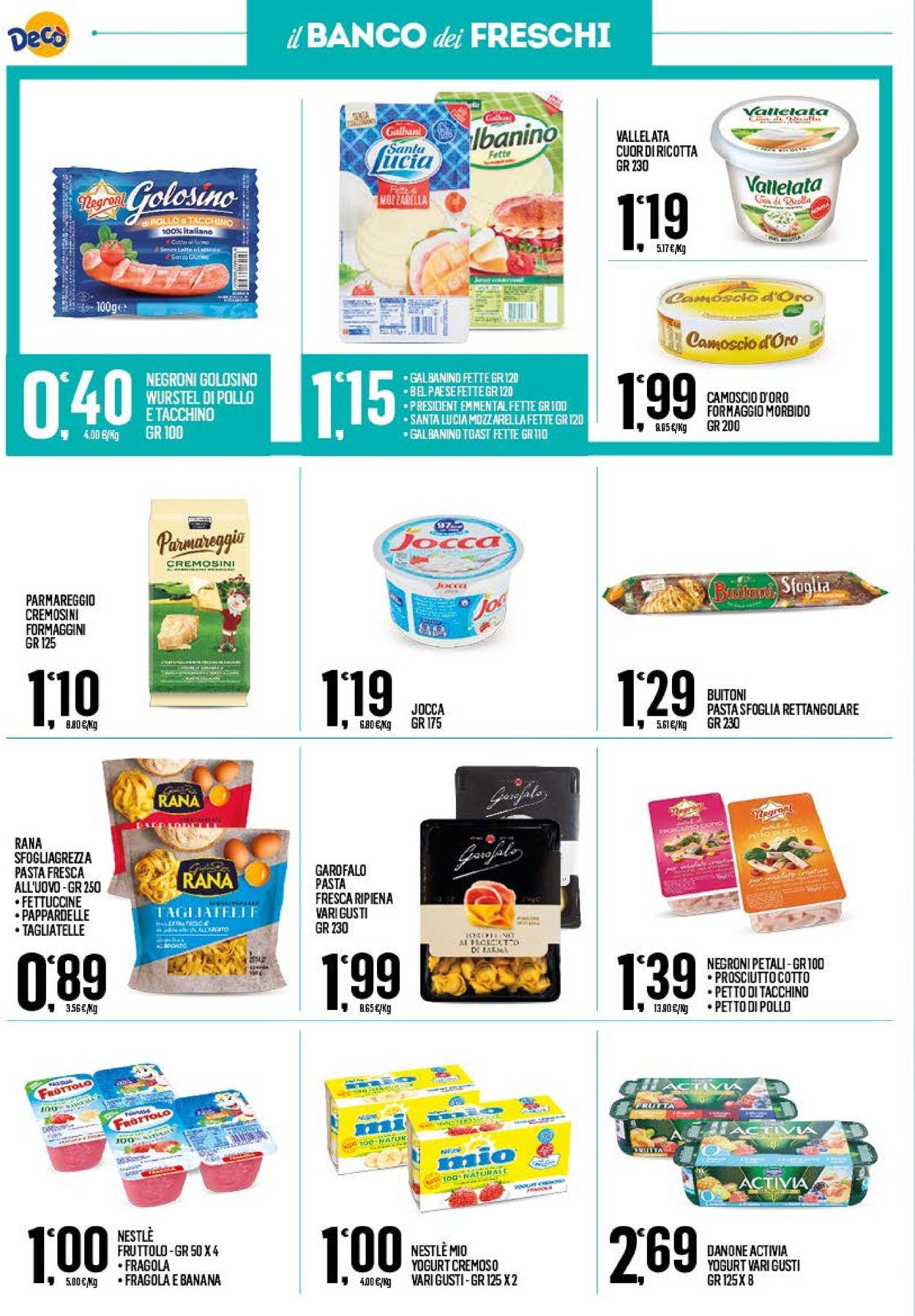 Volantino Deco Supermercati - Offerte 08/01-18/01/2021 (Pagina 12)
