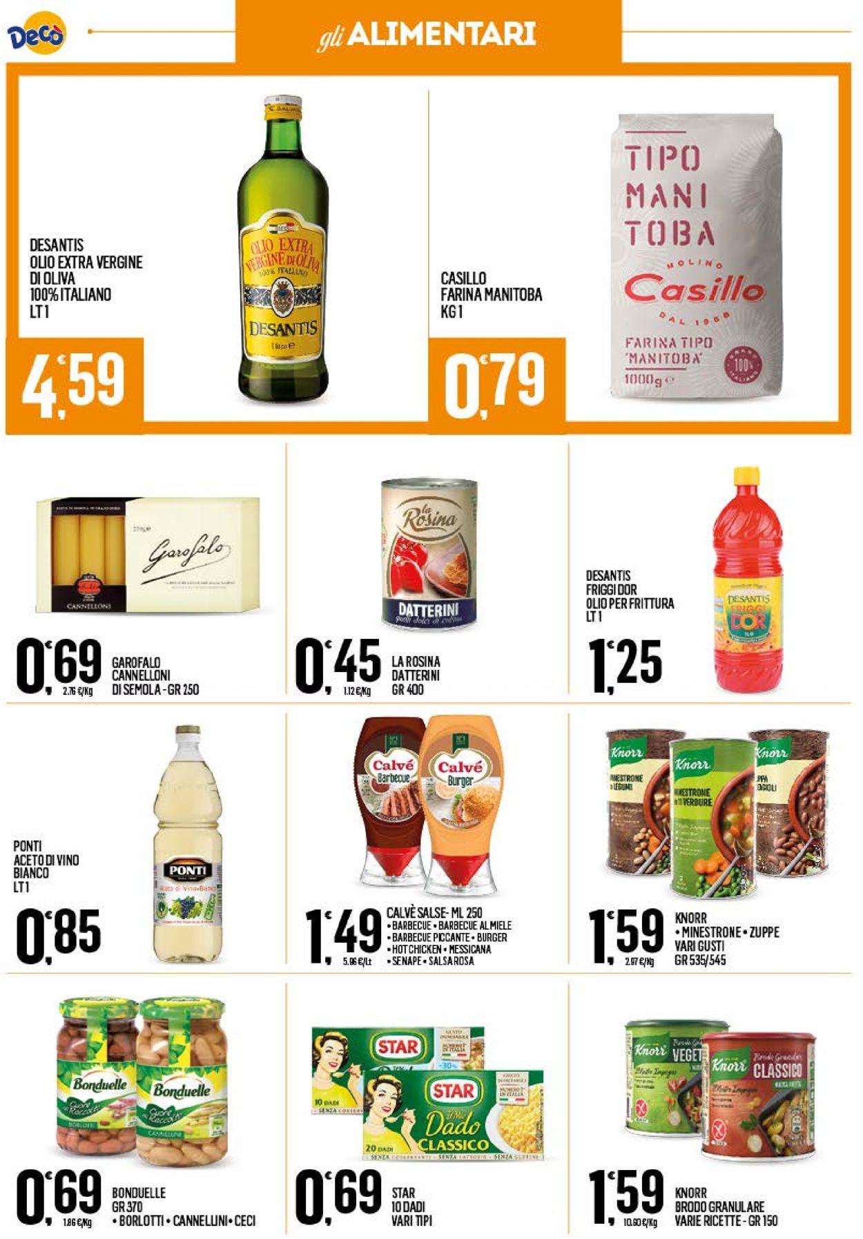 Volantino Deco Supermercati - Offerte 08/01-18/01/2021 (Pagina 14)
