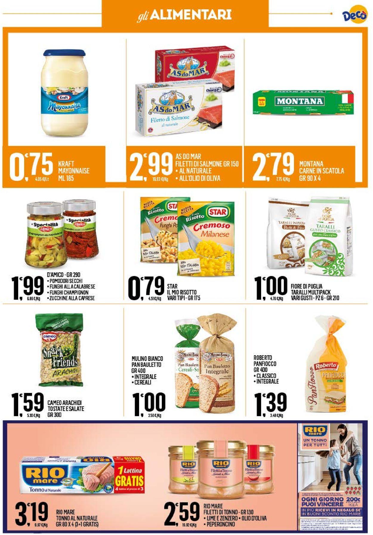 Volantino Deco Supermercati - Offerte 08/01-18/01/2021 (Pagina 15)