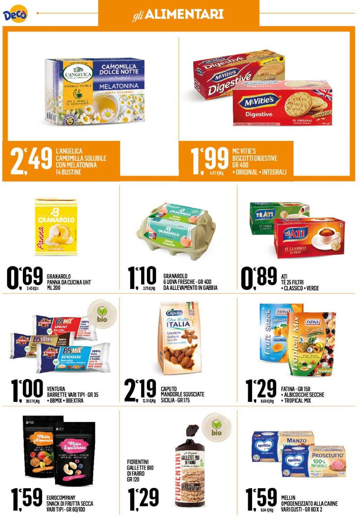Volantino Deco Supermercati - Offerte 08/01-18/01/2021 (Pagina 16)