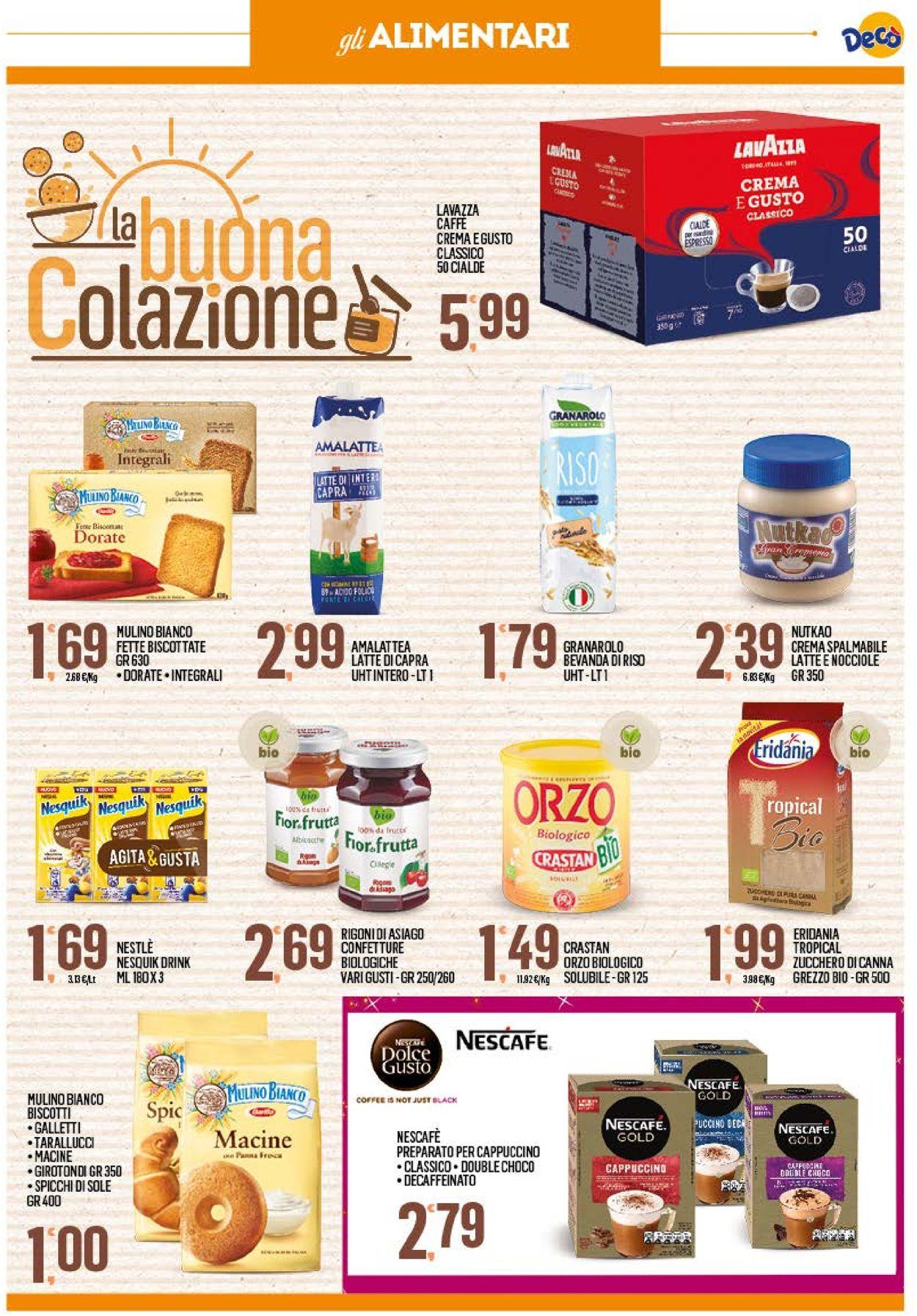 Volantino Deco Supermercati - Offerte 08/01-18/01/2021 (Pagina 17)