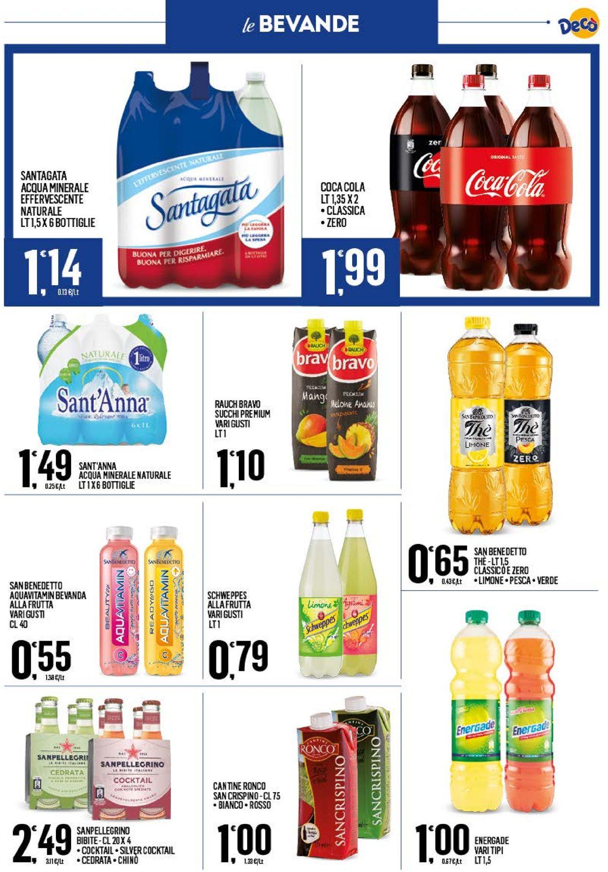 Volantino Deco Supermercati - Offerte 08/01-18/01/2021 (Pagina 19)