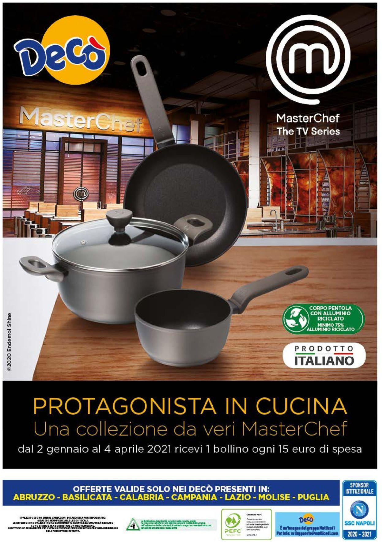 Volantino Deco Supermercati - Offerte 08/01-18/01/2021 (Pagina 24)