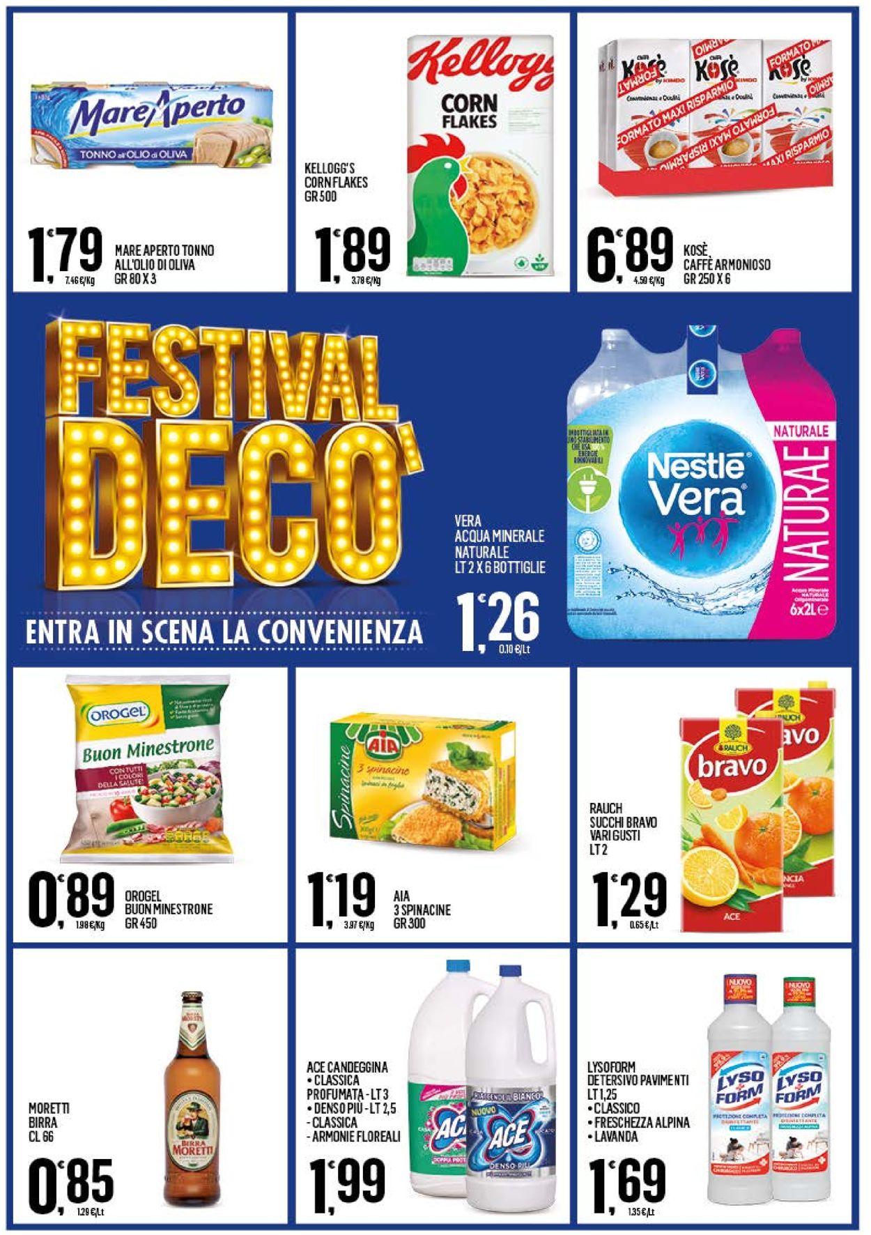 Volantino Deco Market - Offerte 08/01-18/01/2021 (Pagina 3)