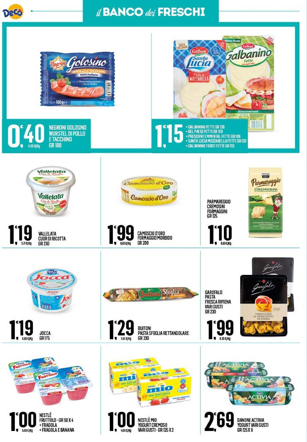 Volantino Deco Market - Offerte 08/01-18/01/2021 (Pagina 4)