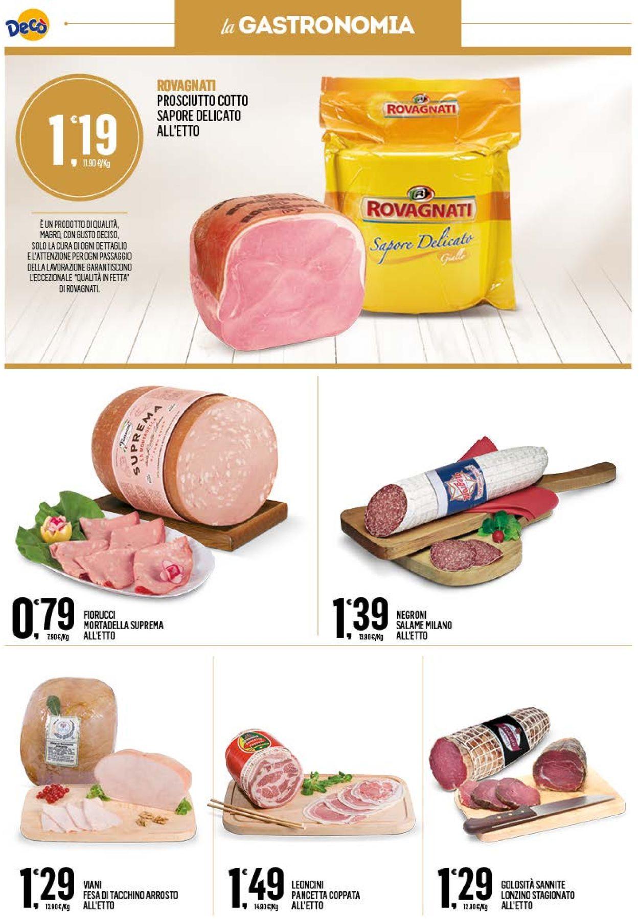 Volantino Deco Market - Offerte 08/01-18/01/2021 (Pagina 6)
