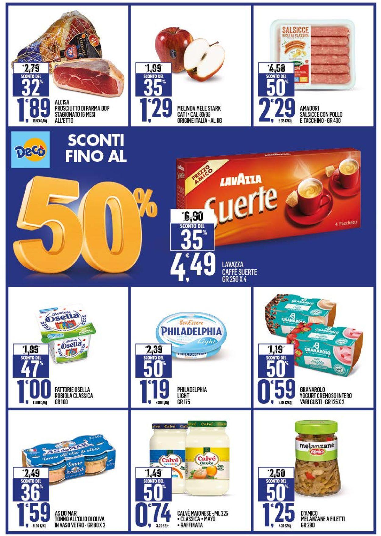 Volantino Deco Supermercati - Offerte 19/01-28/01/2021 (Pagina 2)