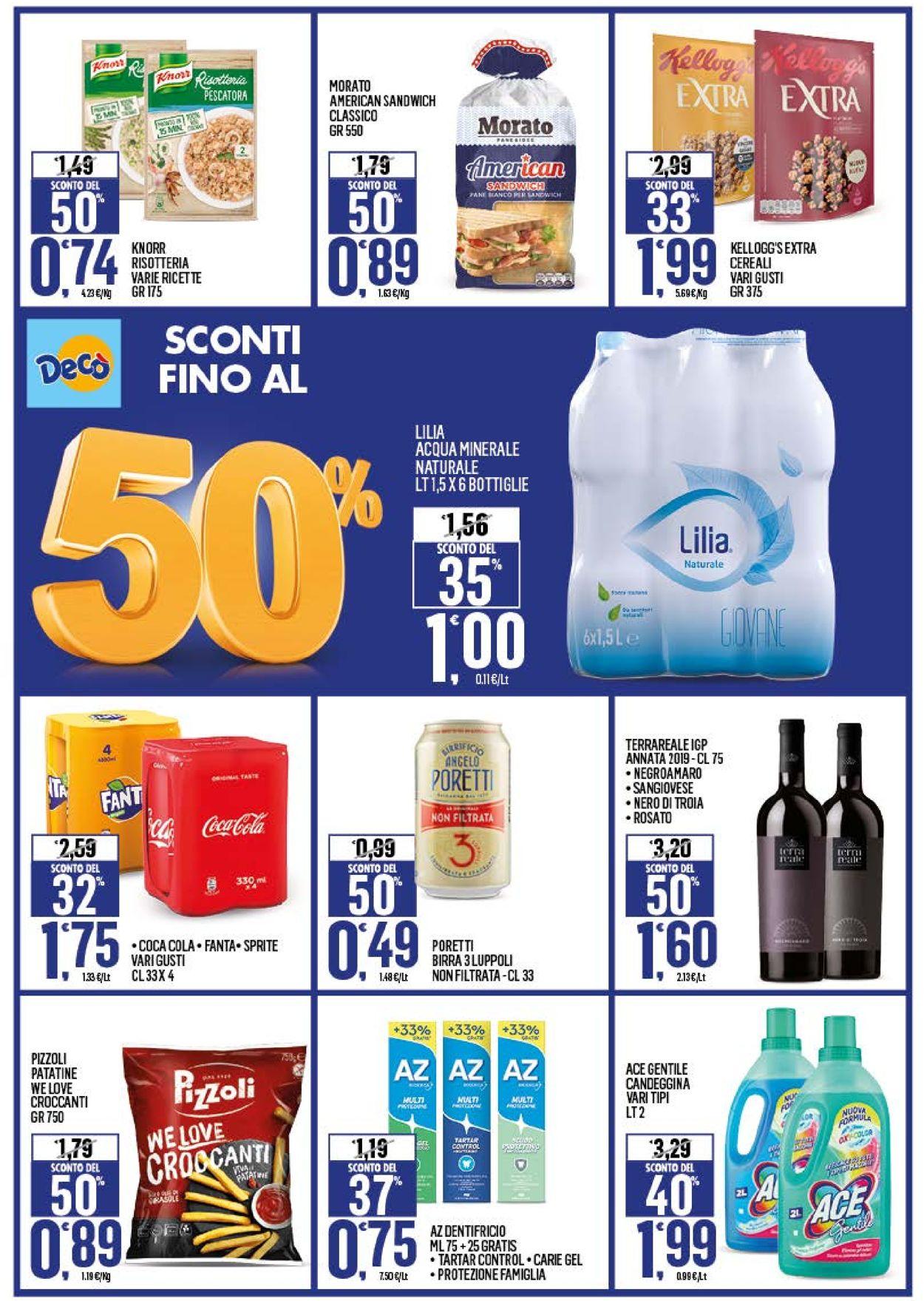 Volantino Deco Supermercati - Offerte 19/01-28/01/2021 (Pagina 3)