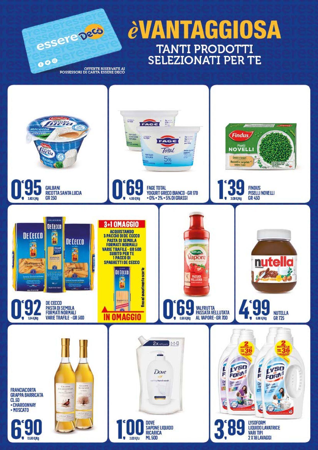Volantino Deco Supermercati - Offerte 19/01-28/01/2021 (Pagina 11)