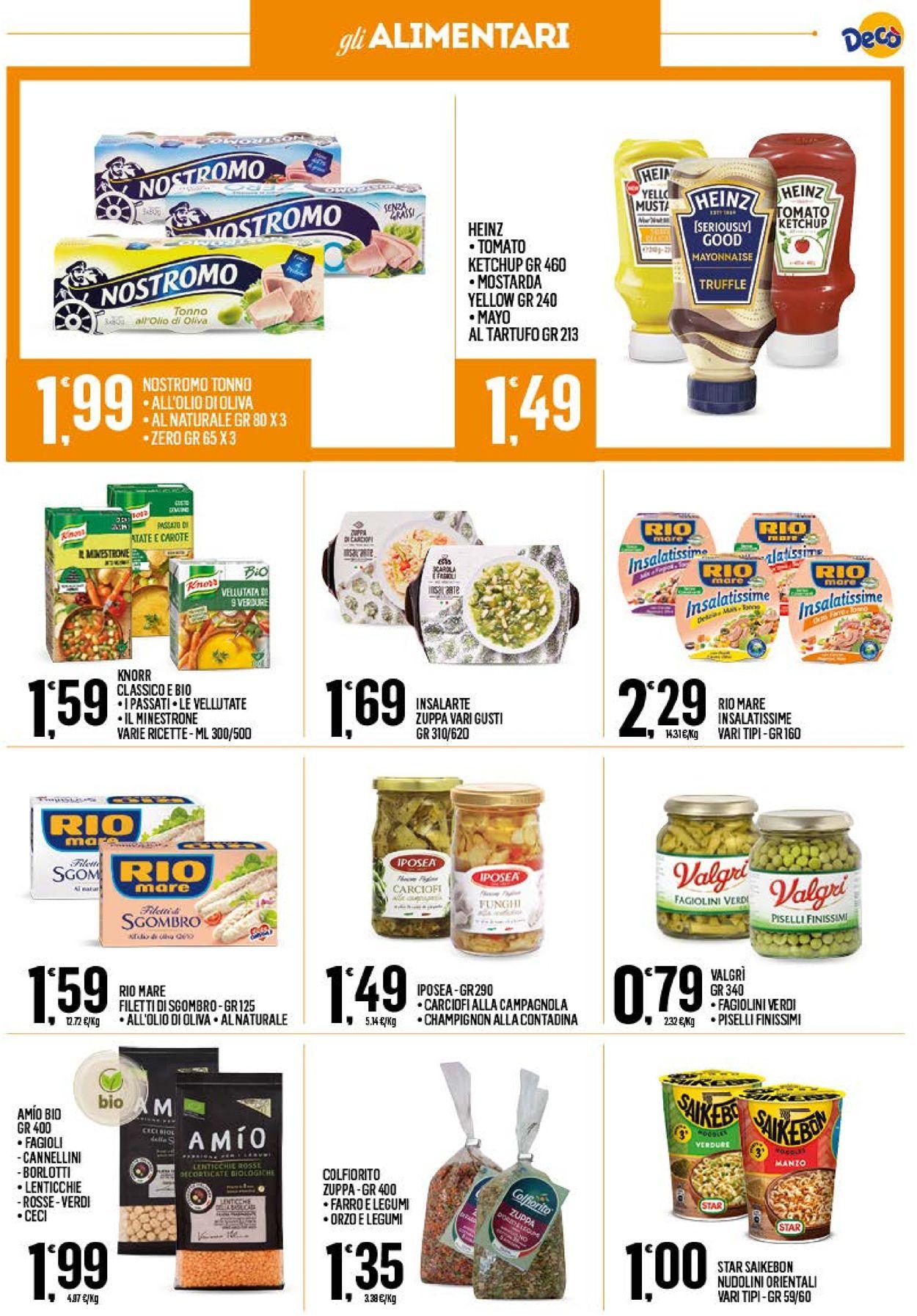 Volantino Deco Supermercati - Offerte 19/01-28/01/2021 (Pagina 13)