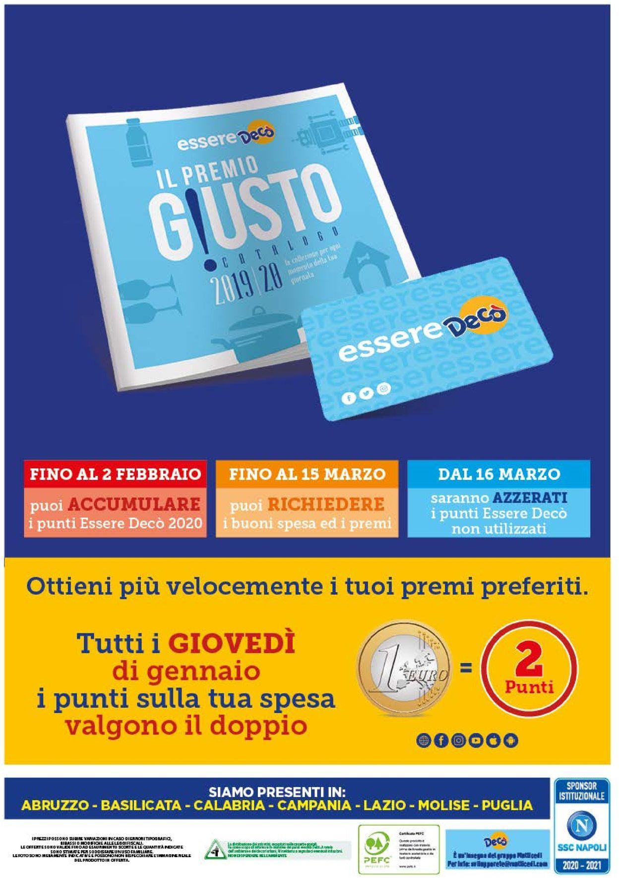 Volantino Deco Supermercati - Offerte 19/01-28/01/2021 (Pagina 24)
