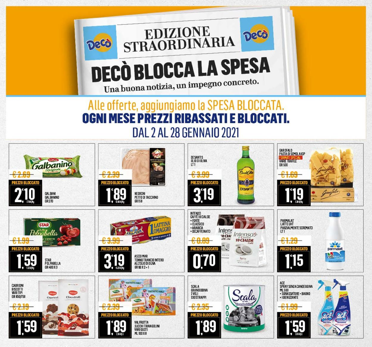 Volantino Deco - Offerte 19/01-28/01/2021 (Pagina 4)