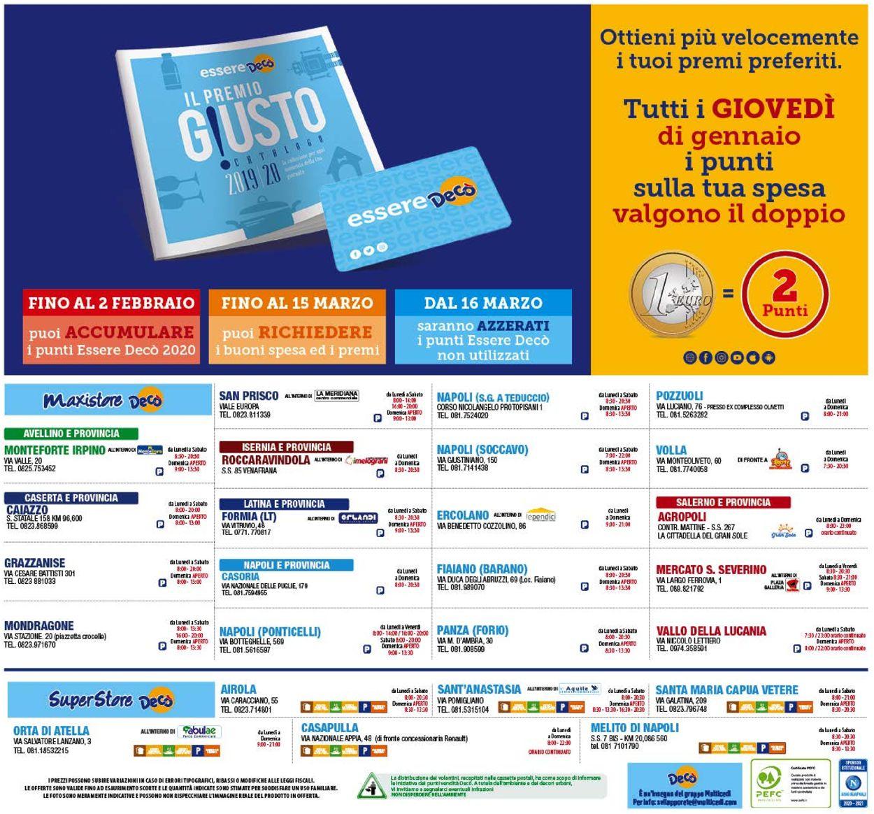 Volantino Deco - Offerte 19/01-28/01/2021 (Pagina 24)