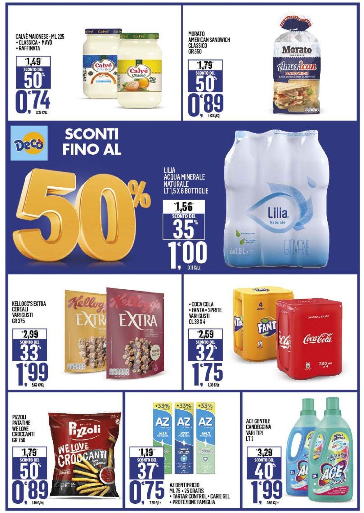Volantino Deco Market - Offerte 19/01-28/01/2021 (Pagina 3)