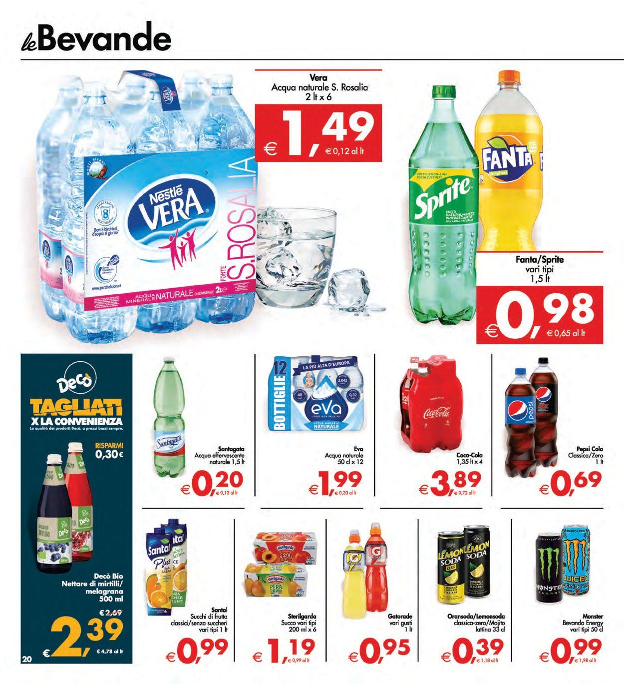 Volantino Deco - Offerte 29/01-08/02/2021 (Pagina 20)