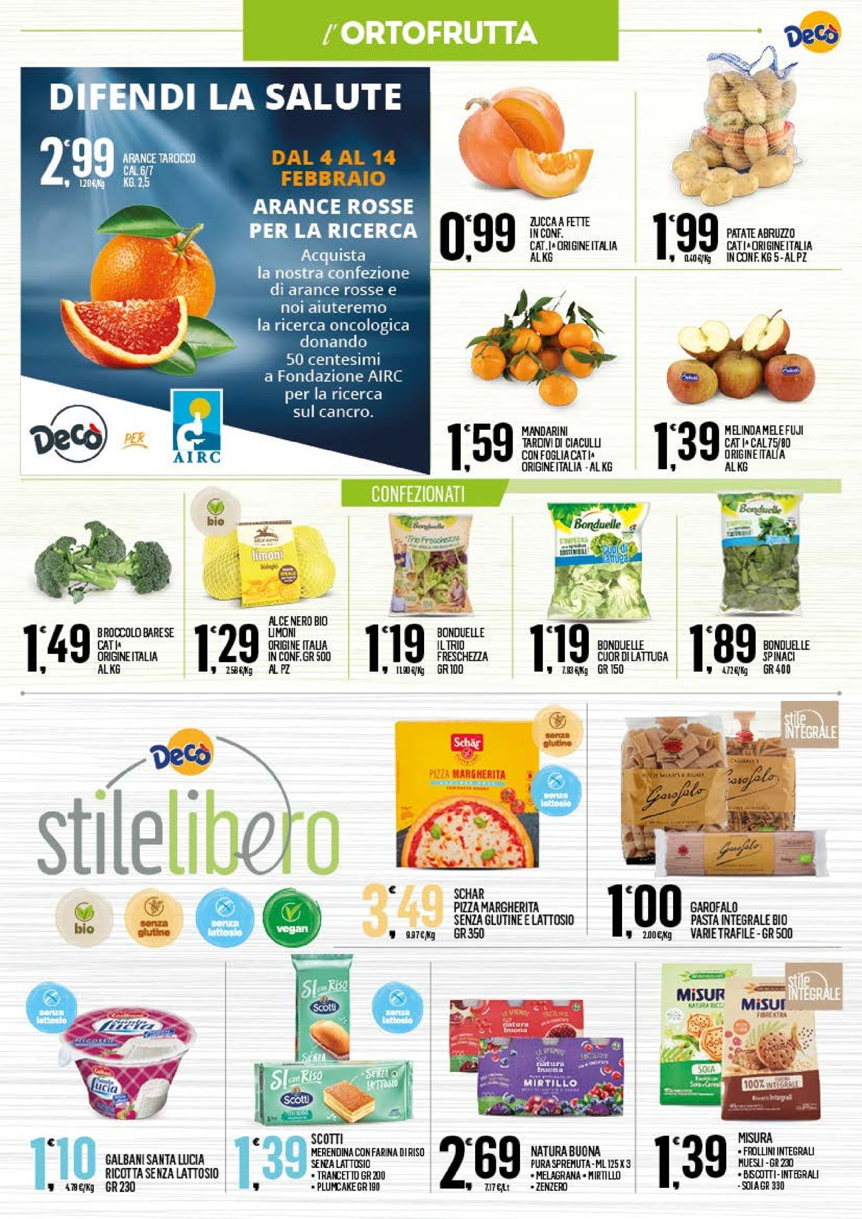 Volantino Deco Supermercati - Offerte 29/01-08/02/2021 (Pagina 11)