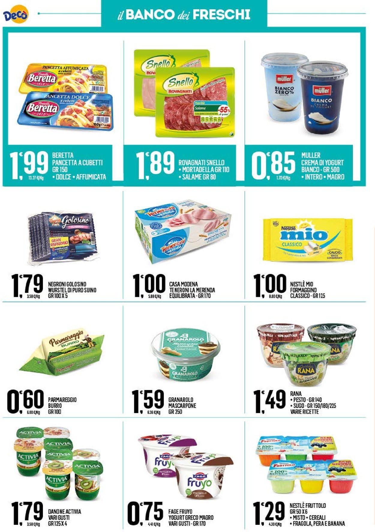 Volantino Deco Supermercati - Offerte 29/01-08/02/2021 (Pagina 12)