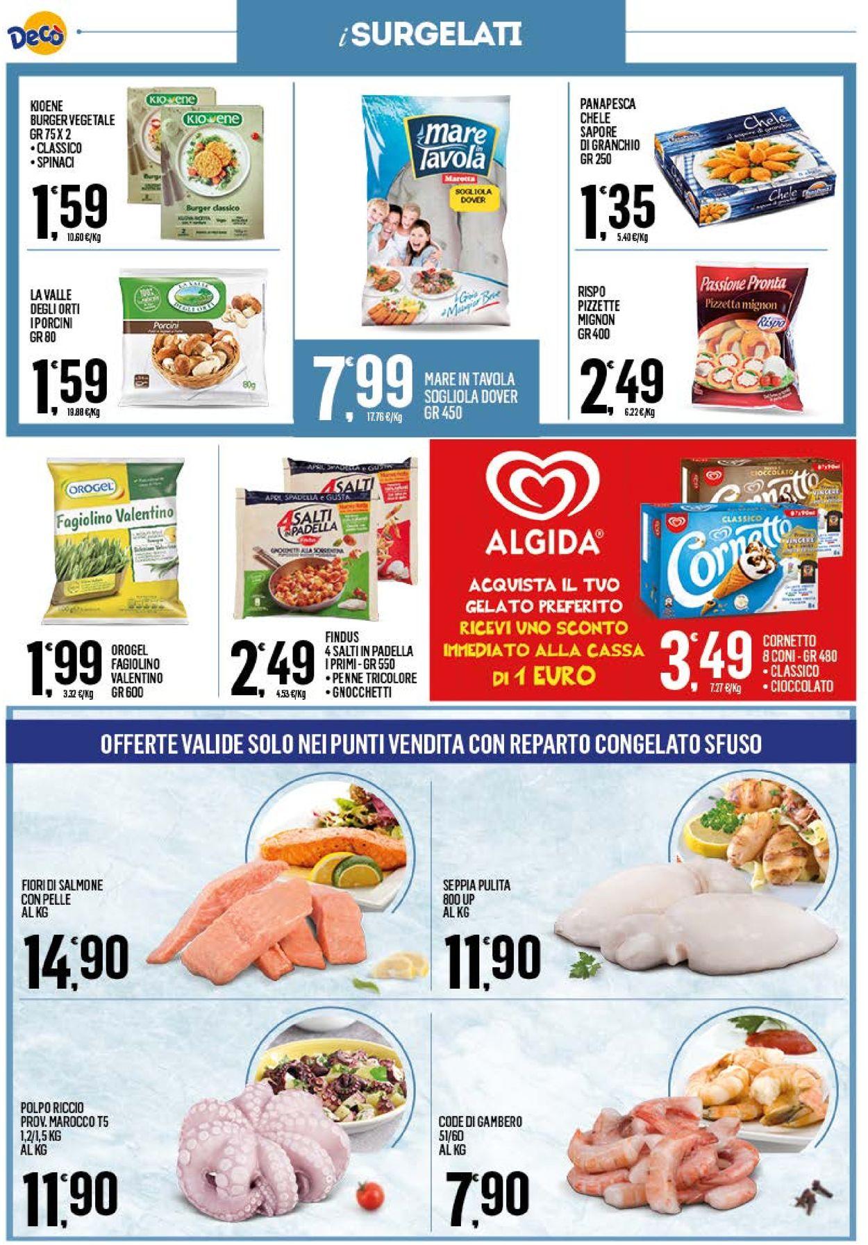 Volantino Deco Supermercati - Offerte 29/01-08/02/2021 (Pagina 14)