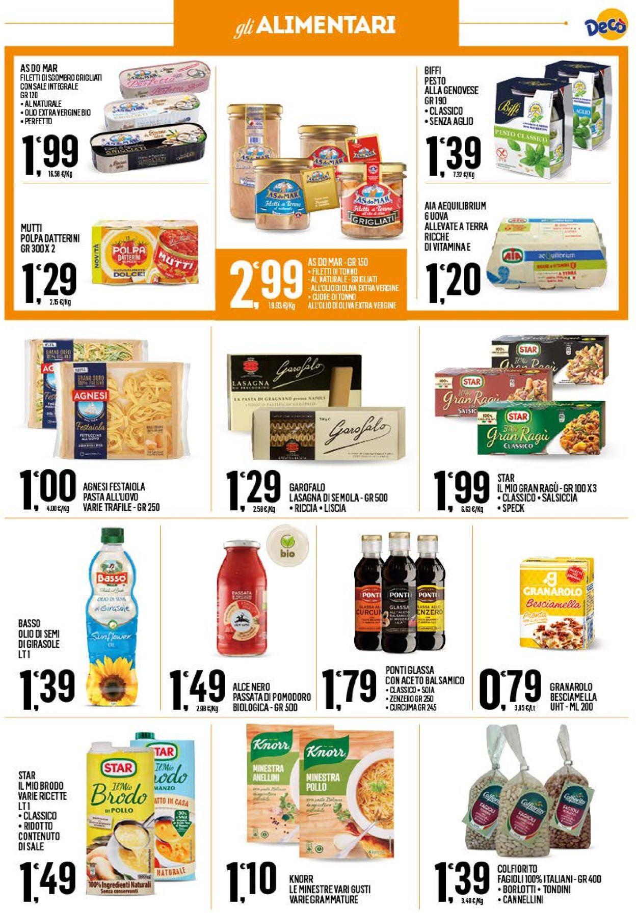 Volantino Deco Supermercati - Offerte 29/01-08/02/2021 (Pagina 15)