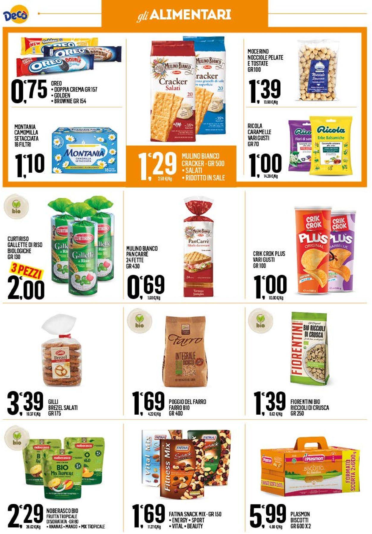 Volantino Deco Supermercati - Offerte 29/01-08/02/2021 (Pagina 16)