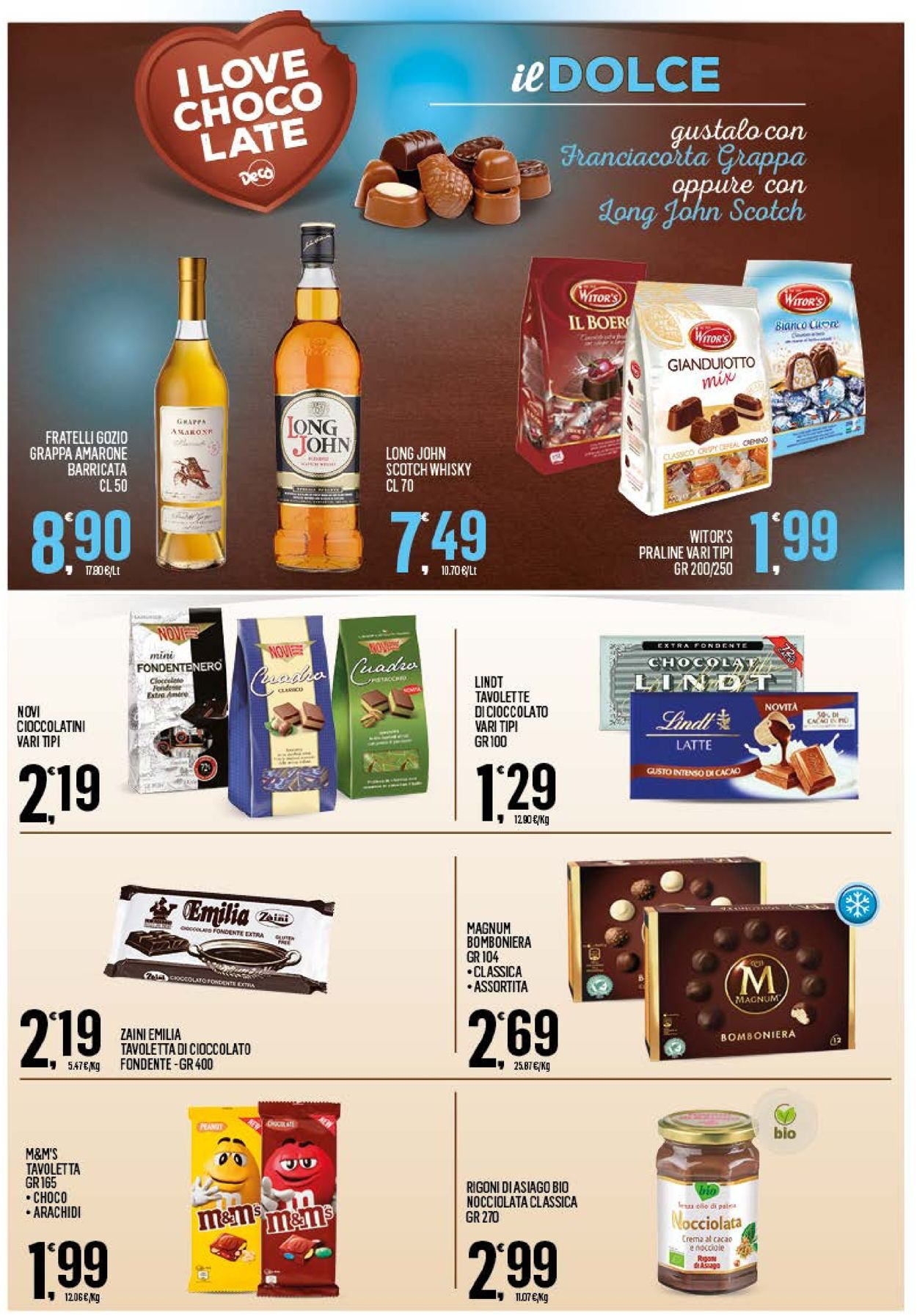 Volantino Deco Supermercati - Offerte 29/01-08/02/2021 (Pagina 19)