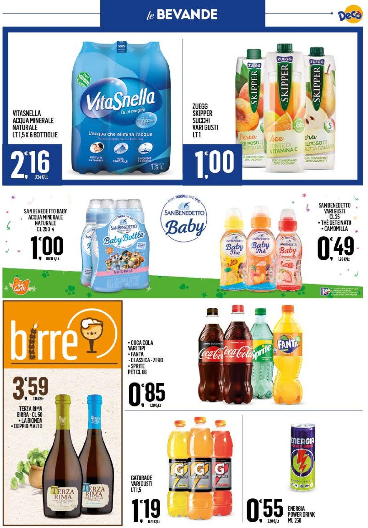 Volantino Deco Supermercati - Offerte 29/01-08/02/2021 (Pagina 21)