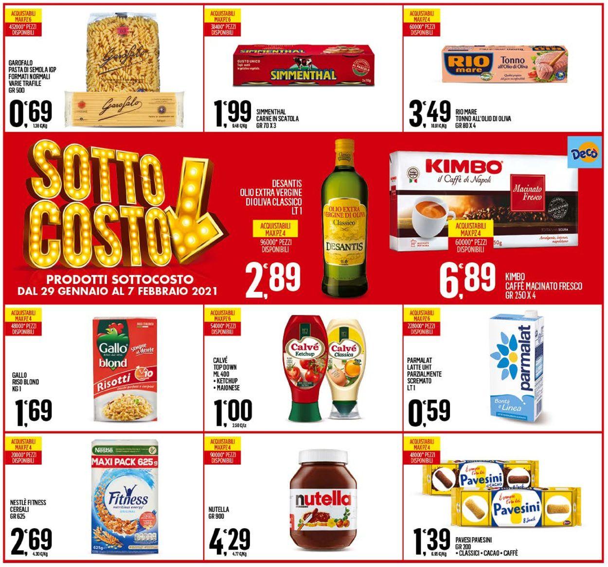 Volantino Deco - Offerte 29/01-08/02/2021 (Pagina 3)