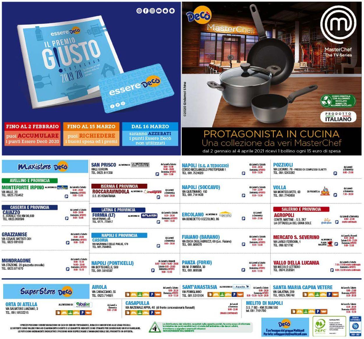 Volantino Deco - Offerte 29/01-08/02/2021 (Pagina 24)