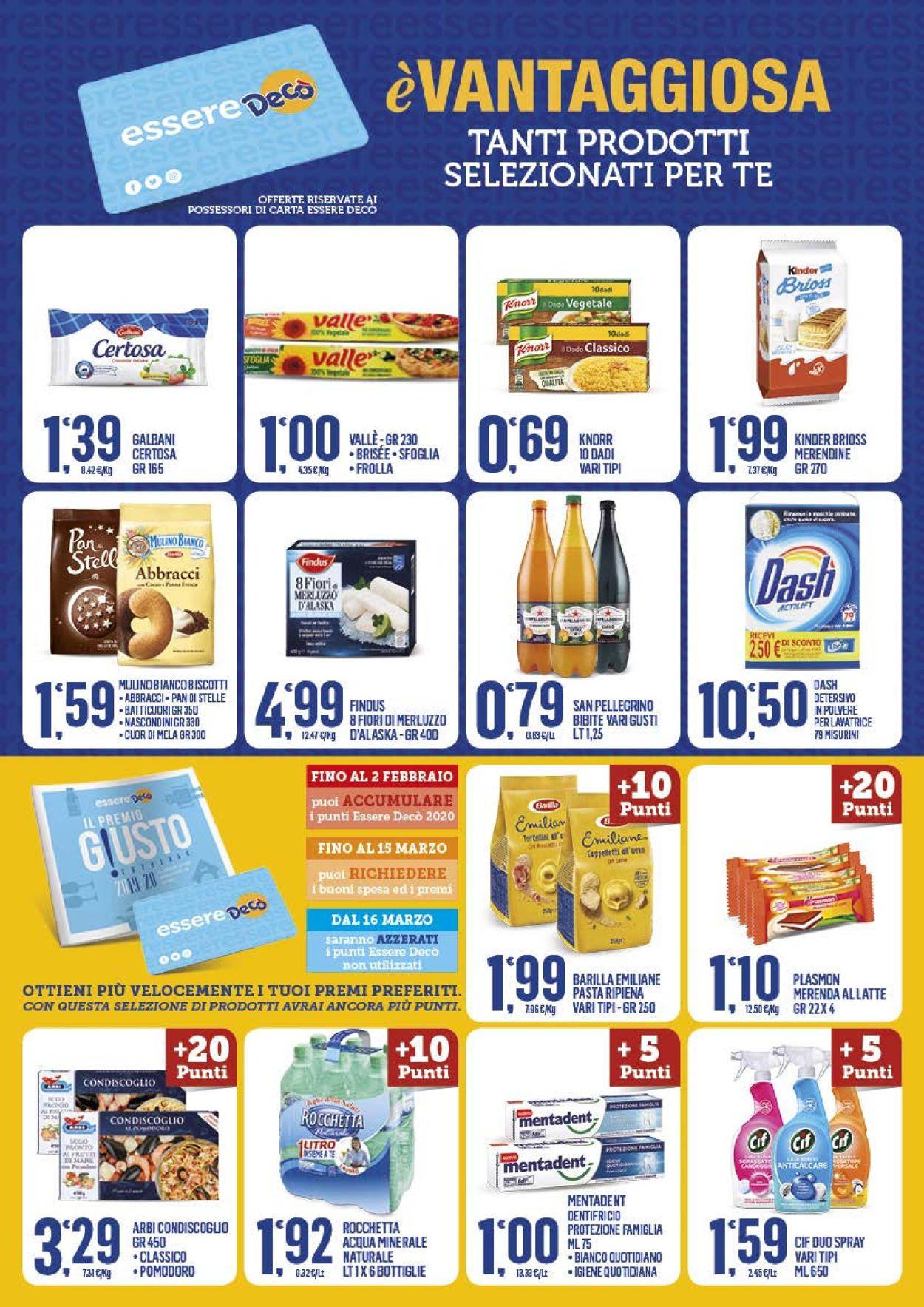 Volantino Deco Market - Offerte 29/01-08/02/2021 (Pagina 7)