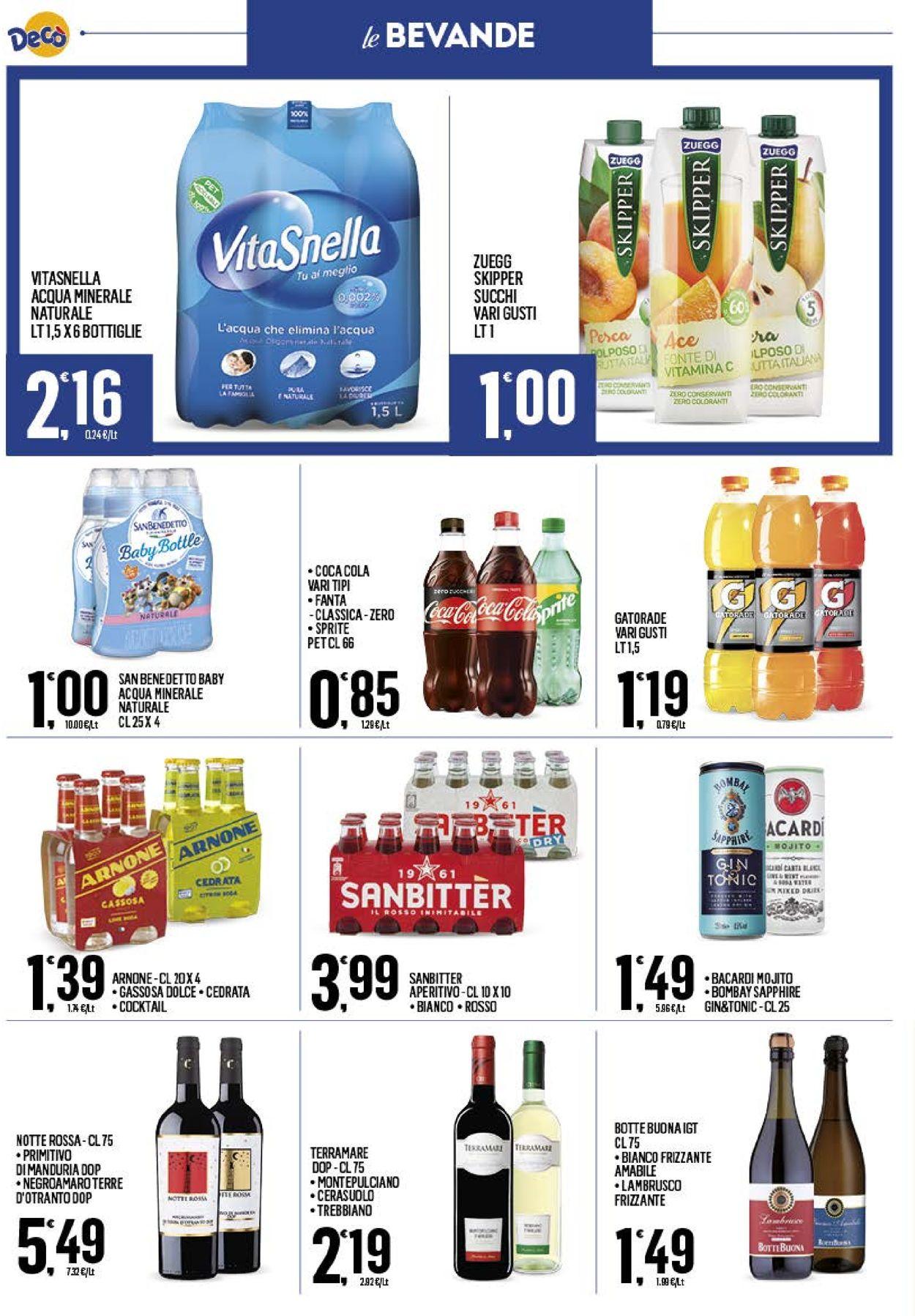 Volantino Deco Market - Offerte 29/01-08/02/2021 (Pagina 18)